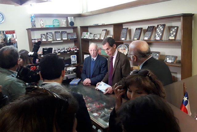 """Descubre más sobre Santiago de Chile con el nuevo Tour """"Ruta de Galerías Comerciales""""."""