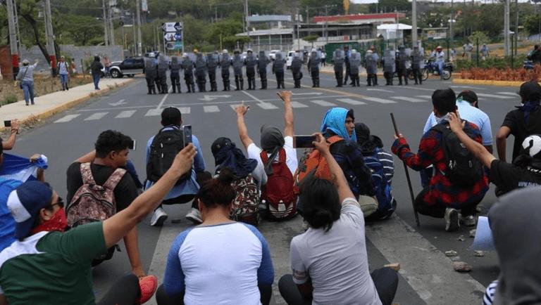 """Gobierno de Ortega declara """"ilegales"""" las protestas y amenaza con aplicar toda la ley"""