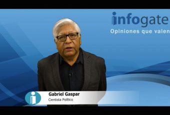 La opinión de Gabriel Gaspar