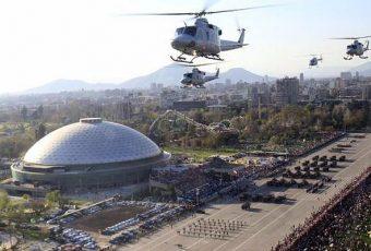 Para Militar 2018 será transmitida por tres canales de televisión abierta