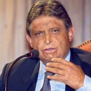 Jaime Paz Zamora, expresidente de Bolivia