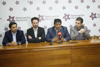 RN respalda a diputados de Chile Vamos de recurrir al TC por ley de Identidad de Género