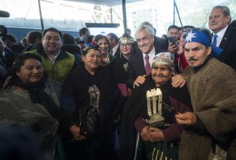 La jugada de La Moneda para solventar la crisis en La Araucanía