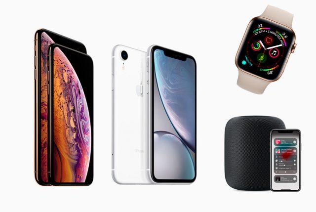 Apple presentó sus nuevos dispositivos