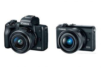Canon presenta dos nuevas cámaras Mirrorless en Chile