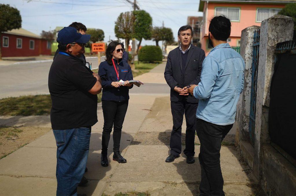 Sernatur O'Higgins y Municipio de Pichilemu realizan inspección a establecimientos de alojamiento turístico del destino