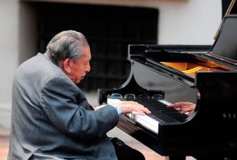 A los 98 años muere el maestro y Premio Nacional de Artes Musicales, Vicente Bianchi