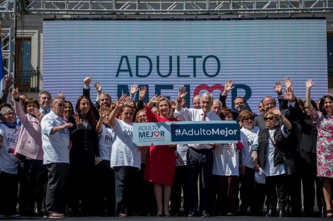La jugada del Gobierno para mejorar las condiciones de los adultos mayores