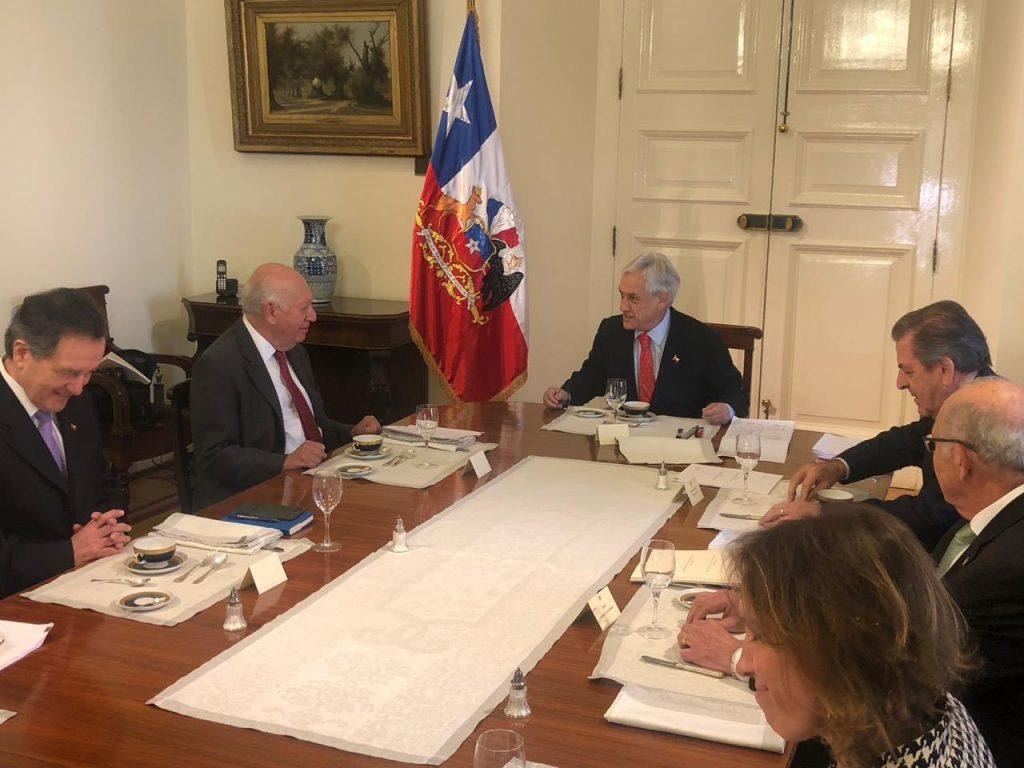 Presidentes –en unidad– rechazan palabras de Morales y reclamo que hará en La Haya