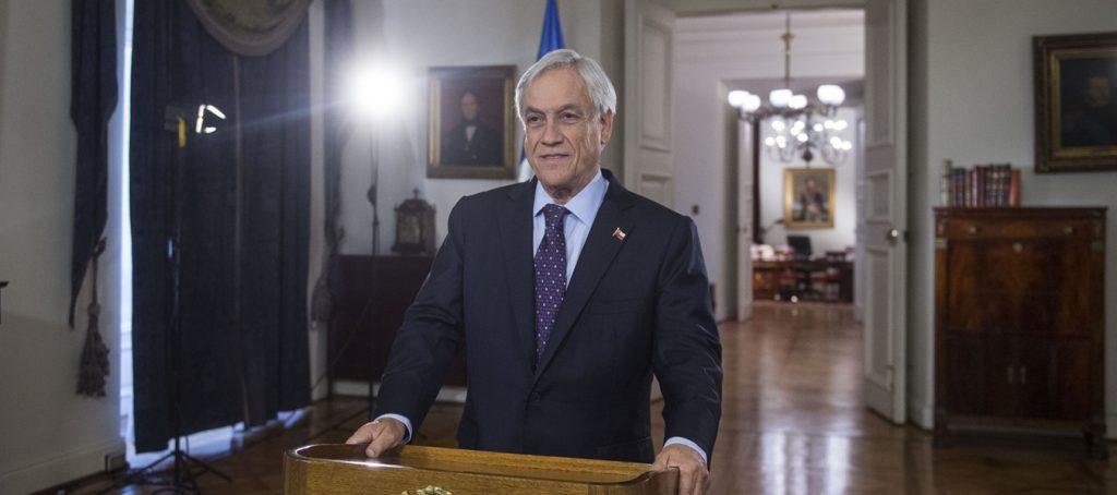 """Piñera raya la cancha para iniciar """"diálogo constructivo y de buena fe"""" con Bolivia"""