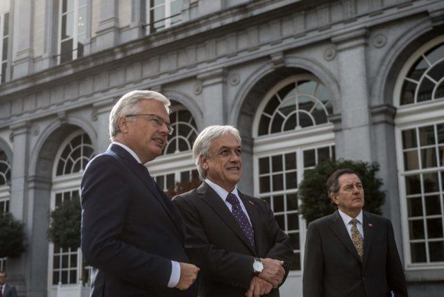 Presidente Piñera sentencia Tolerancia Cero contra quienes agredan a Carabineros