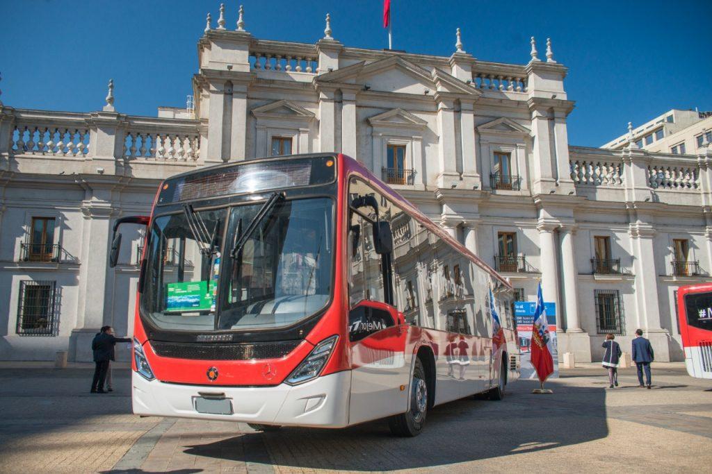 Los 3 mil nuevos buses que vendrán a reemplazar el Transantiago
