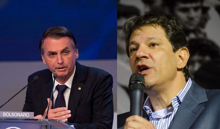 ACTUALIZADO: Las primeras reacciones chilenas a inminente triunfo de Jair Bolsonaro en #EleccionesBrasil