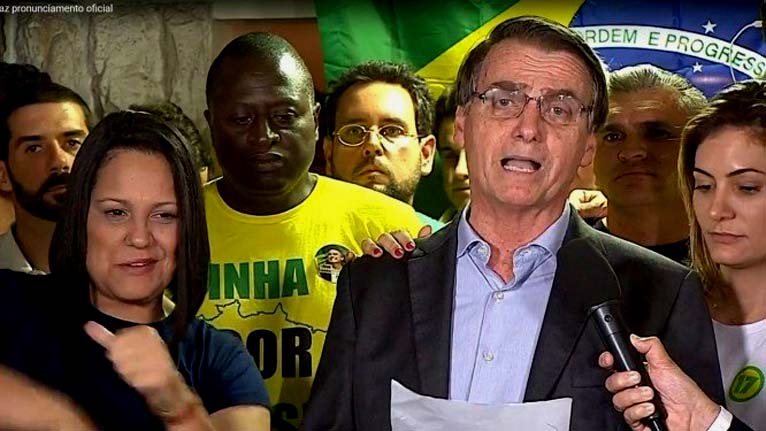 Brasil: Bolsonaro desautoriza a su hijo por supuesto debate para reponer la pena de muerte