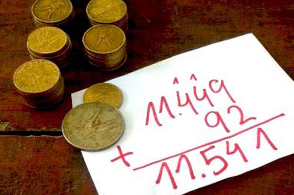 Exhibición busca sacar de circulación monedas acuñadas en dictadura