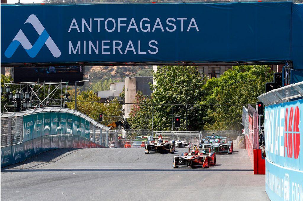 """Vuelve la electrizante """"ABB FIA Formula E"""" a Chile en 2019"""