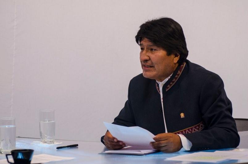 """Nuevo delirio de Evo: Ahora pide """"enmienda"""" a La Haya por supuestas contradicciones"""