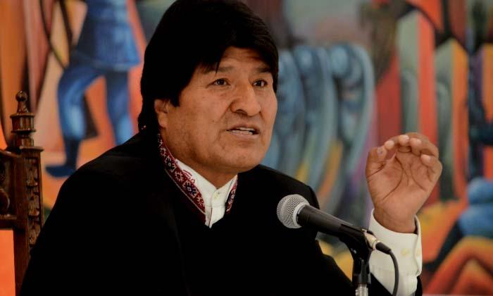 Emiten orden de aprehensión en contra de Bolivia Evo Morales por sedición y terrorismo