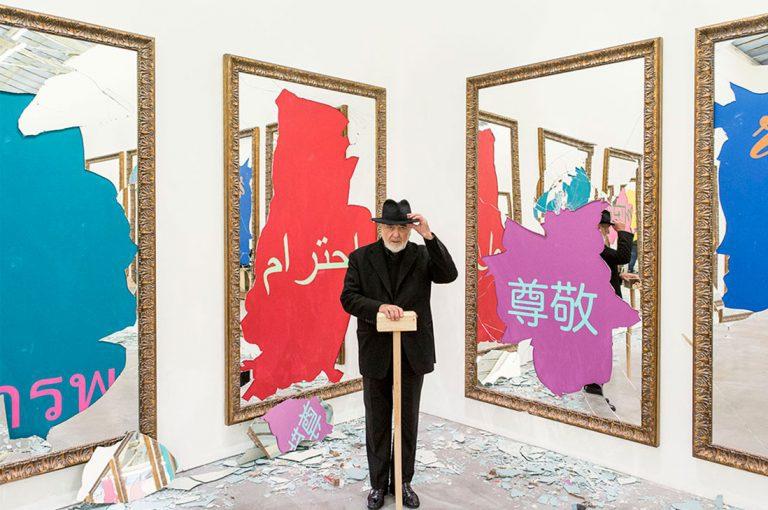 Michelangelo Pistoletto llega al MAC con su primera exposición individual en Sudamérica