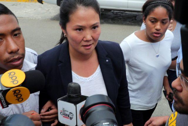 Perú sigue dando cátedra en lucha contra la corrupción: Detienen a Keiko Fujimori por caso Cócteles