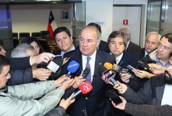 Intendente Mayol acusa haber sido malinterpretado al sindicar a Catrillanca como uno de los autores del delito