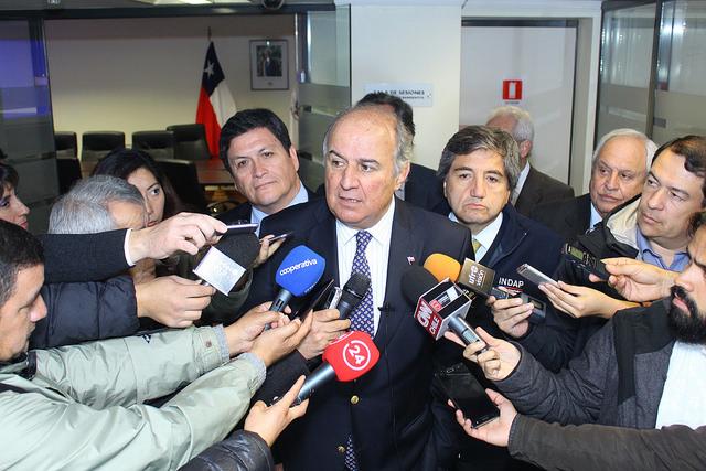 La oposición responde al blindaje a Mayol y acusan que La Moneda cerró la puerta al diálogo al pueblo mapuche