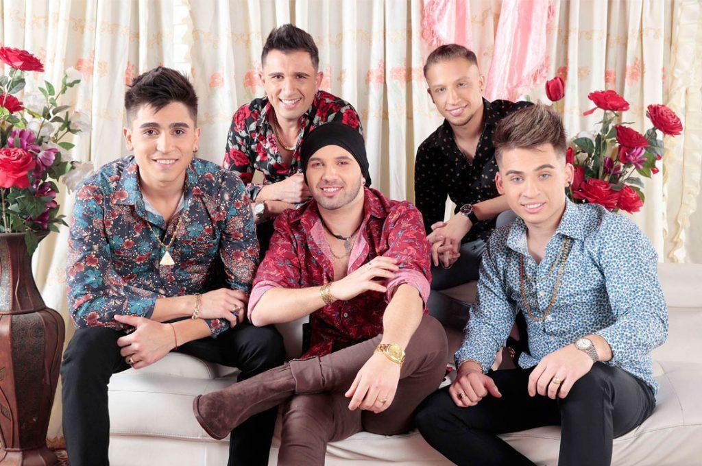 Conocido éxito de la teleserie Romané vuelve en versión gipsy pop