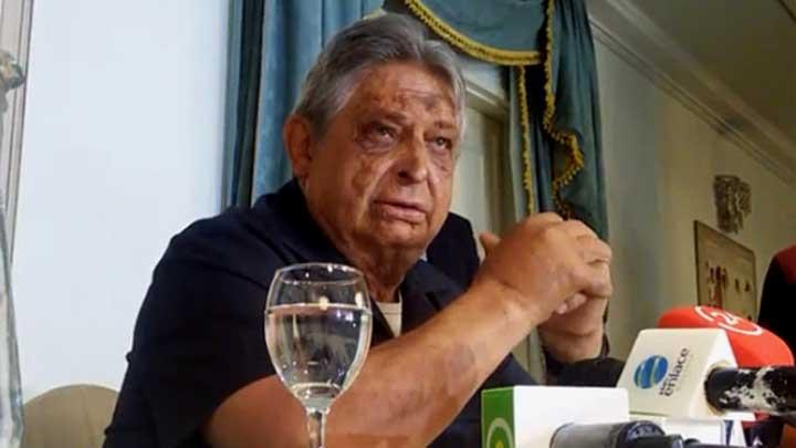 Evo en problemas: Se desata carrera presidencial en Bolivia y Paz Zamora anuncia candidatura