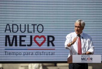 Bencinazo: Piñera no tocará el cuestionado impuesto específico