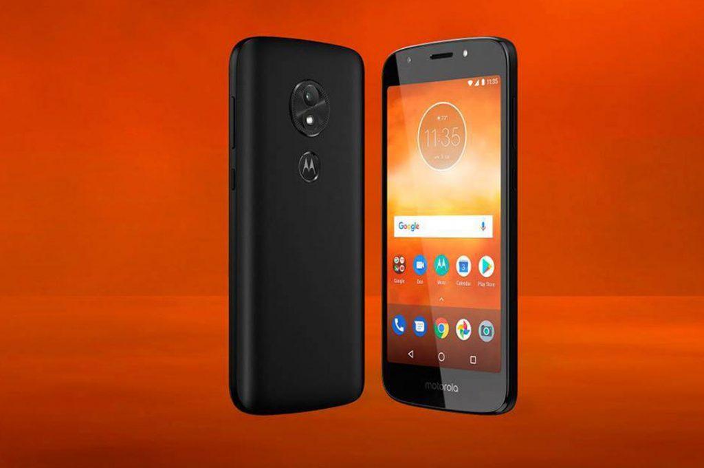 Llega a Chile el nuevo moto e5 Play con Android™ Oreo™ (Versión Go)