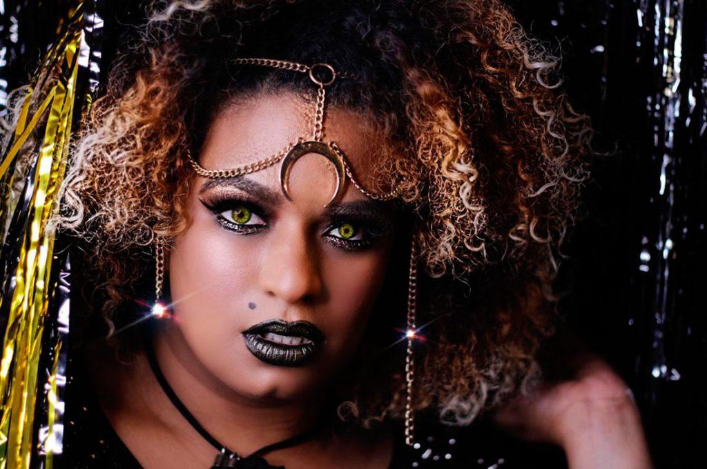 Tres opciones de maquillaje para sorprender este Halloween