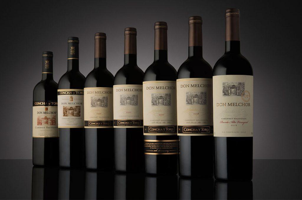 Este vino fue nombrado el padre de los vinos iconos de Chile