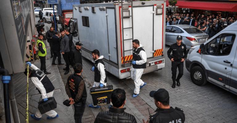 Informan el hallazgo de restos de Khashoggi en la residencia del cónsul saudita en Estambul