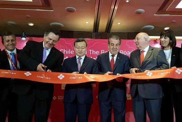 Canciller Ampuero anuncia firma de Acuerdo de Cooperación entre Chile y China