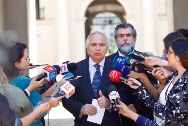 Ministro Chadwick explica fin al Gope en La Araucanía: Buscan mejores resultados
