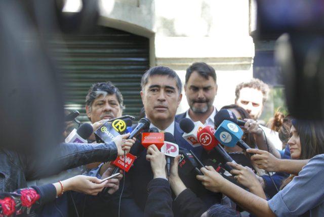 Chile Vamos entrega carta de protesta en Embajada de Francia por Palma Salamanca
