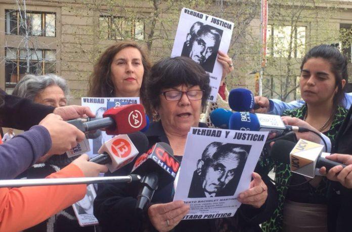 """Familiares de Ejecutados Políticos valoran condena de Cheyre, pero cuestionan justicia en la """"medida de lo posible"""""""