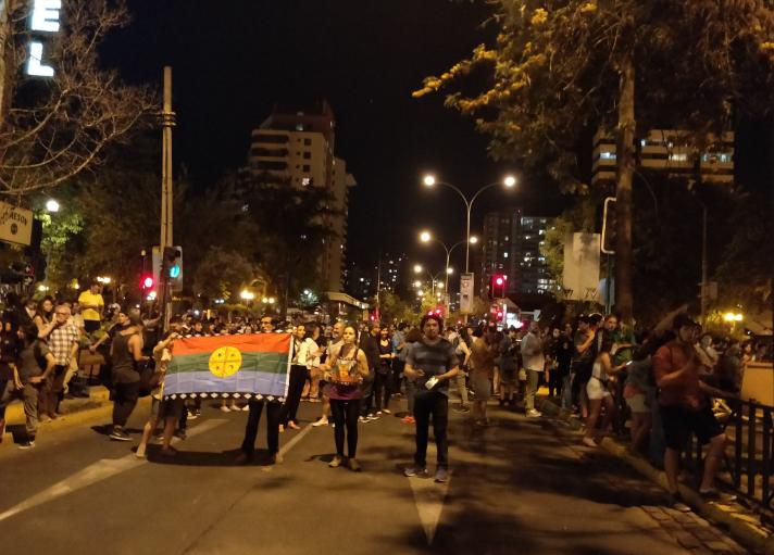 VIDEOS // Con cacerolazos en varias ciudades del país piden la renuncia de Chadwick y Mayol