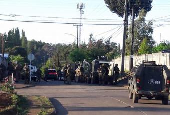 Videos: Denuncian nuevas agresiones de Carabineros en dos comunidades mapuche