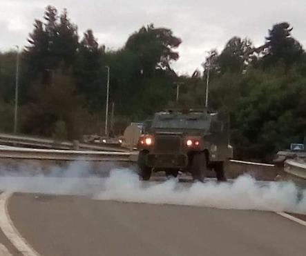 Muerte de Catrillanca eleva tensión en La Araucanía y se suceden protestas y cortes de ruta