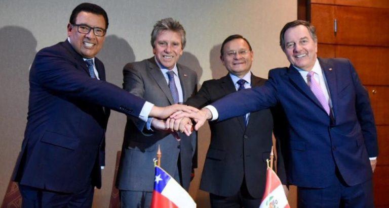 Cancillería chilena se felicita por 2+2 con Perú: Lima aún no cumple con fallo de La Haya por frontera marítima