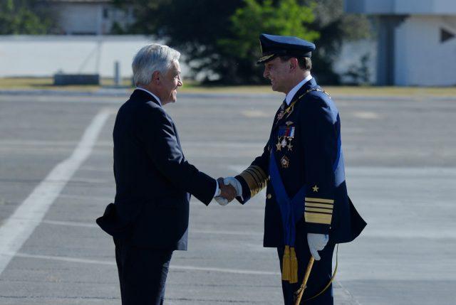 Presidente Piñera aprobó el nuevo alto mando de la FACh: Ocho generales a retiro