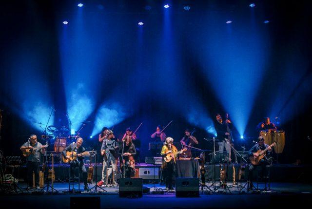 SUSPENDIDO! Inti-Illimani presentará su exitoso espectáculo tributo a Isabel Parra