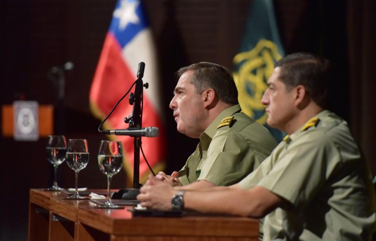 Adiós Hermes Soto: Se confirma la salida del general director de Carabineros