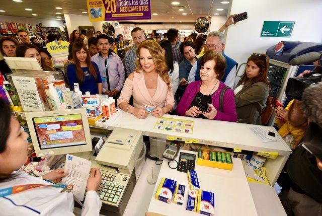 Maipú firma alianza con cadena de farmacia y ofrece medicamentos hasta con 97% de descuento