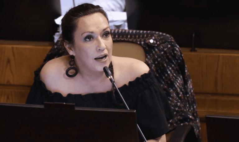 Diputada Santibáñez exige al gobierno responder con claridad en la interpelación