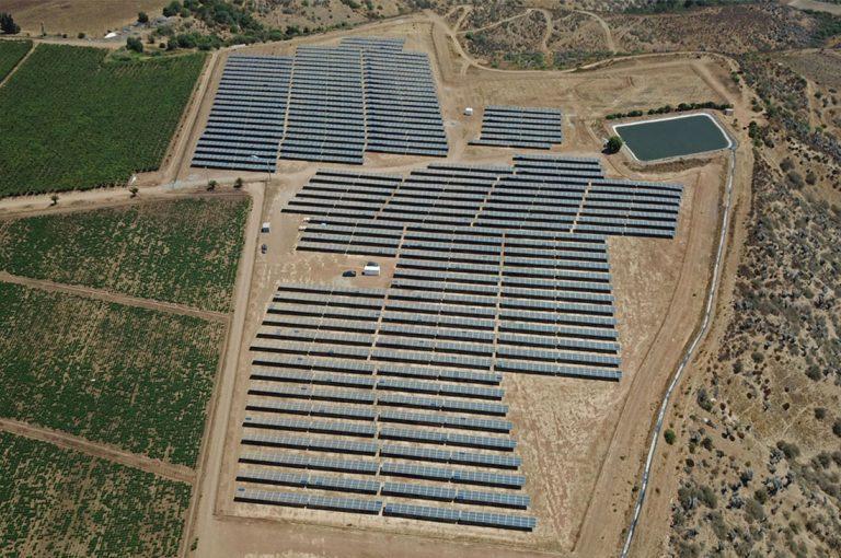 PV Power apuesta por incorporar 62,6MW de energía solar en cuatro regiones del país