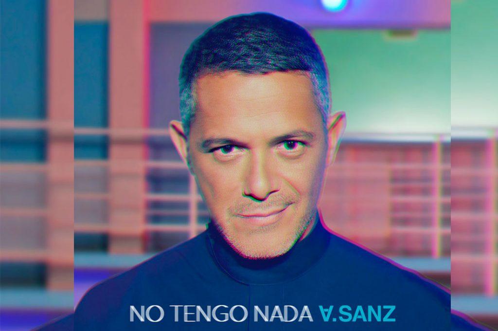 """Alejandro Sanz estrena single y video """"No Tengo Nada"""""""