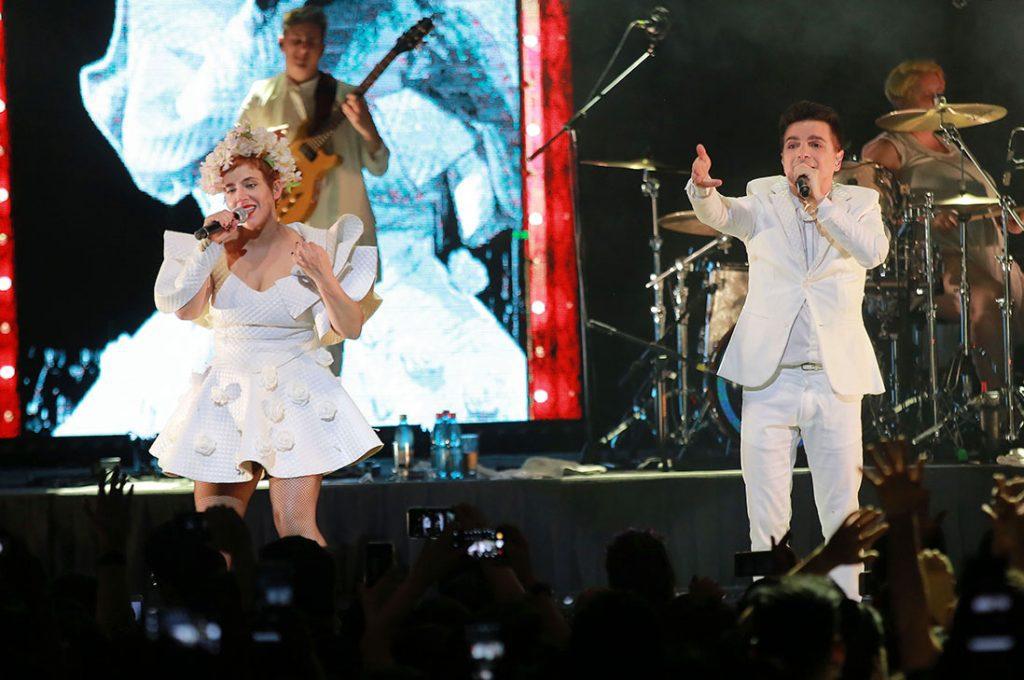 Miranda! despidió sus presentaciones en Chile con éxito total