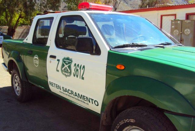 Detienen a tres carabineros por robo con violencia en Tierra Amarilla